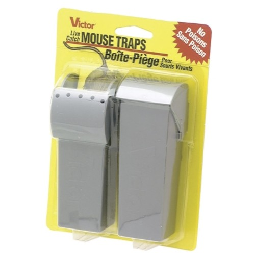 Victor Small Live Catch Animal Trap For Mice 2 pk(6 Pack)(M007)
