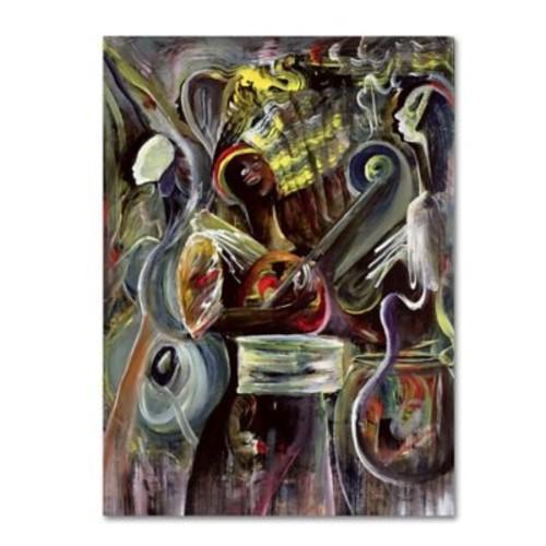 Trademark Fine Art 'Pearl Jam' 22