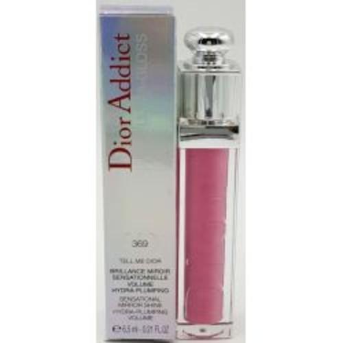 Christian Dior Dior Addict Ultra Gloss # 369 Tell Me Dior
