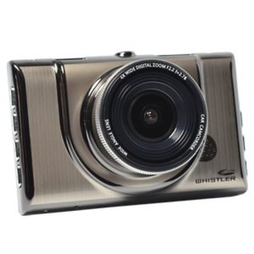 Whistler Luxury Dash Camera - 3