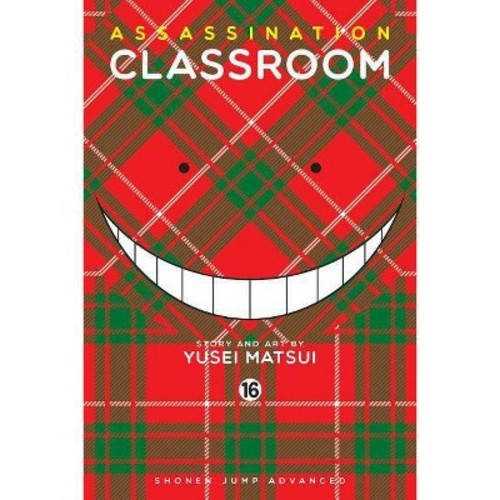 Assassination Classroom 16 (Paperback) (Yusei Matsui)