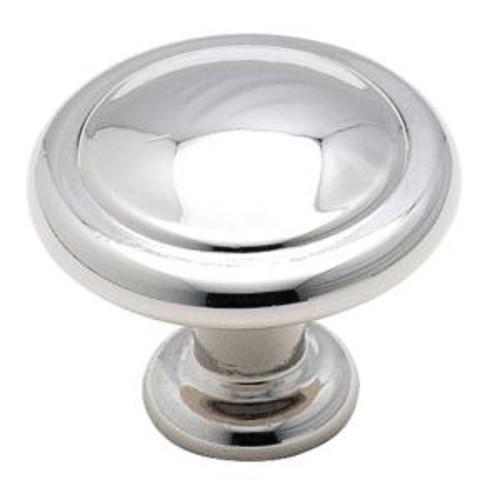 Amerock 1-1/4 in. Polished Chrome Cabinet Knob