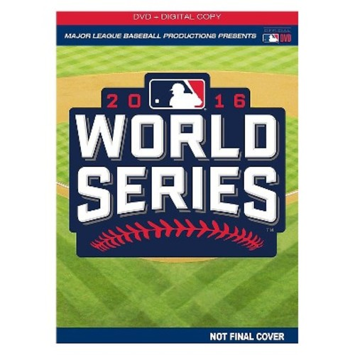 2016 World Series Film (DVD)