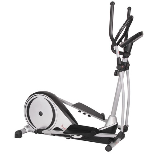 Sunny Health & Fitness SF-E3617 Long-Stride Magnetic Elliptical - Black