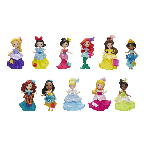 Disney Princess Little Kingdom Collection Set
