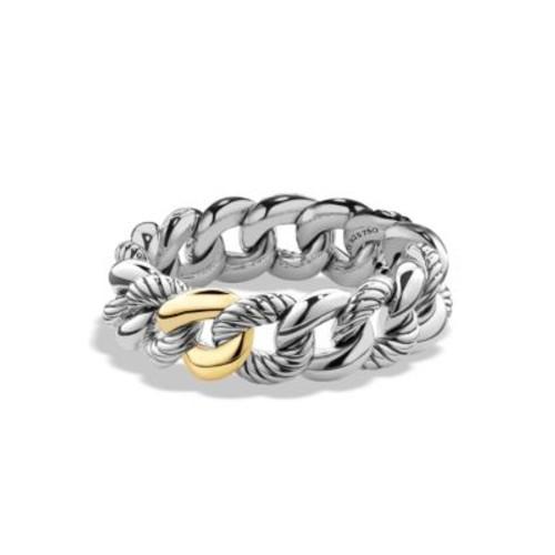 Belmont Curb Link Bracelet with G