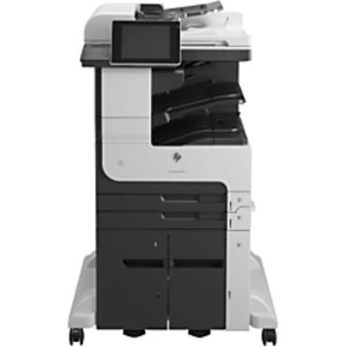 HP LaserJet M725Z Monochrome All-In-One Printer, Copier, Scanner, Fax