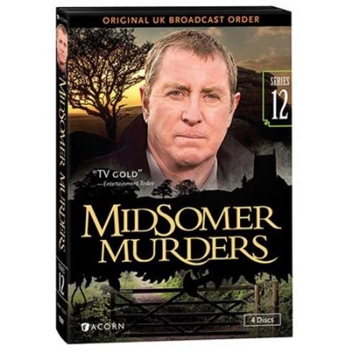 Midsomer Murders: Series 12 (DVD)