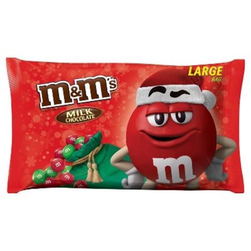 M&M's Christmas Milk Chocolate - 19.2oz