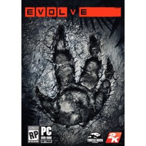 Evolve - PC DVD ROM