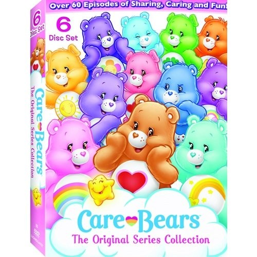 Care Bears: The Original Series Collection [6 Discs] [DVD]