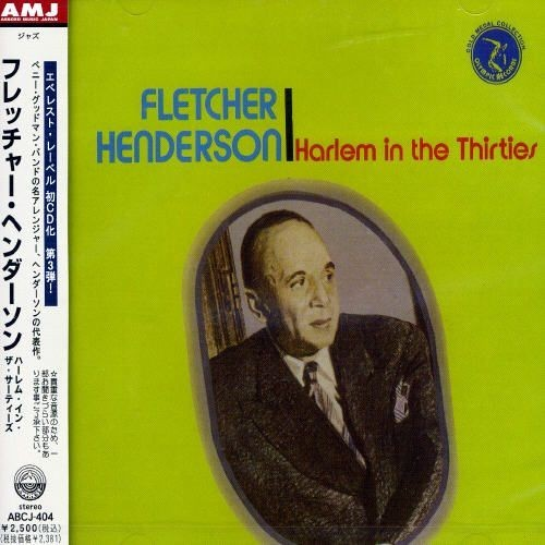 Harlem in the Thirties [CD]