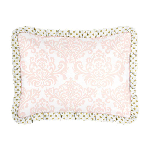 Standard Pillow Sham for the Amelia Collection by Sweet Jojo Designs