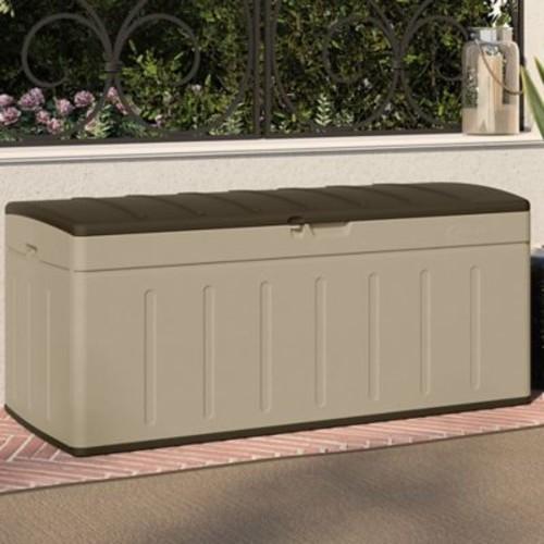 Suncast Blow Molded 99 Gallon Resin Deck Box