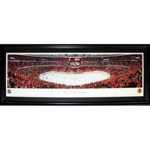 Midway Memorabilia Chicago Blackhawks United Center Panorama Frame