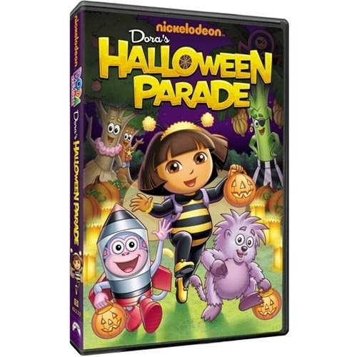 Dora the Explorer: Dora's Halloween Parade [DVD]