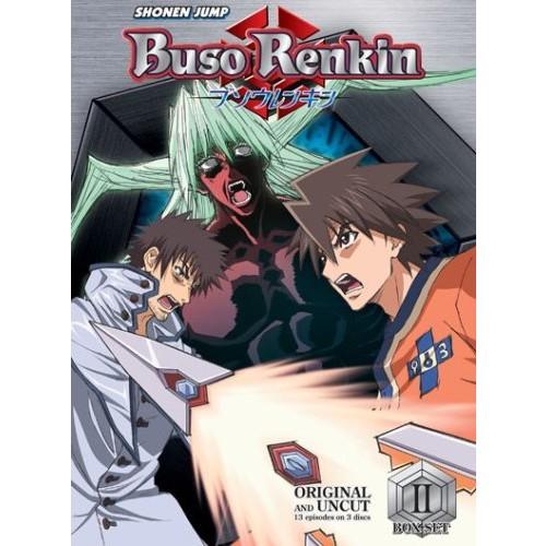 Buso Renkin - Box Set 2 - 3-Disc Set; Collector`s Box (DVD)
