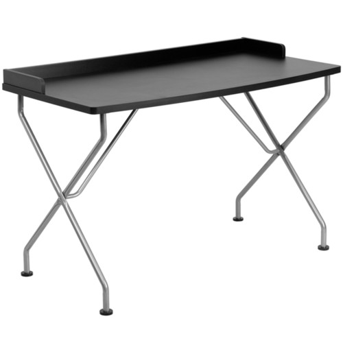 Flash Furniture Computer Desks Black/ White Computer Desk [option : Black]