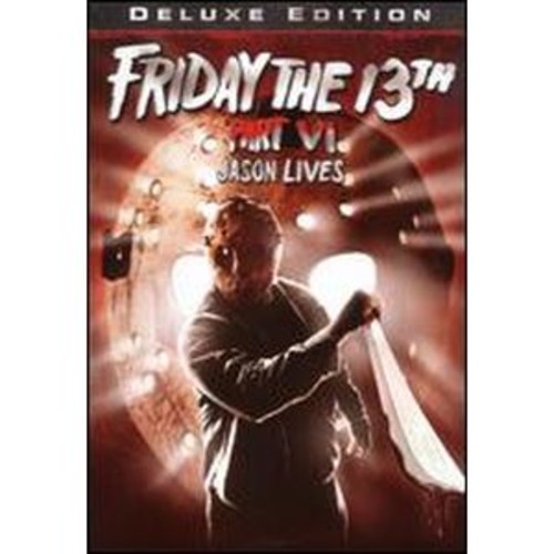 Friday the 13th, Part VI: Jason Lives [Deluxe Edition] WSE DD5.1/DD2