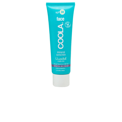 COOLA Mineral Face SPF 30 Unscented Matte Tint BB Cream in
