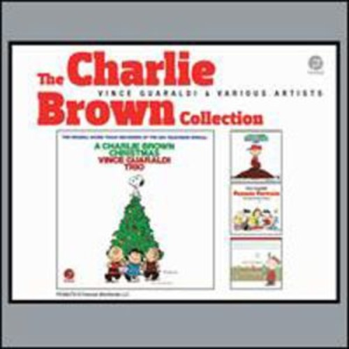 The Charlie Brown Collection By The Vince Guaraldi (Audio CD)