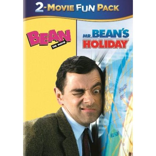 Bean 2-Movie Family Fun Pack [DVD]