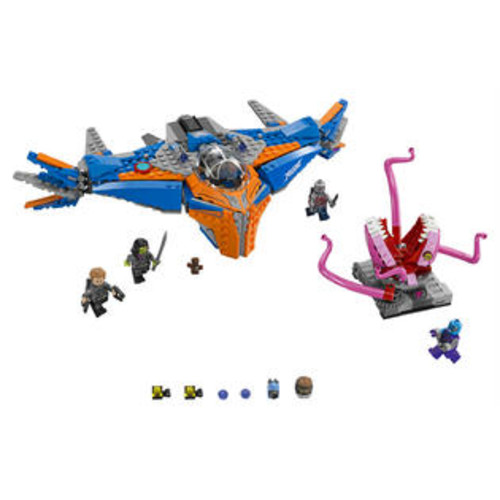 LEGO Super Heroes Marvel Guardians of the Galaxy The Milano vs. The Abilisk (760