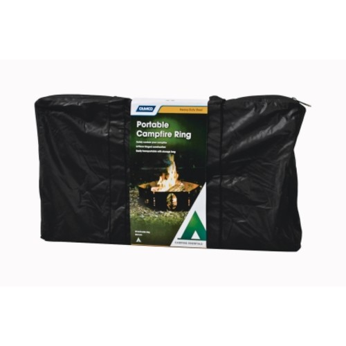 Camco Large Portable Campfire Ring (51091)