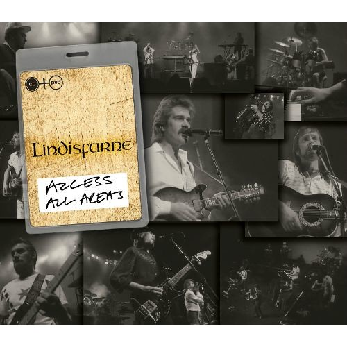 Access All Areas [CD & DVD]