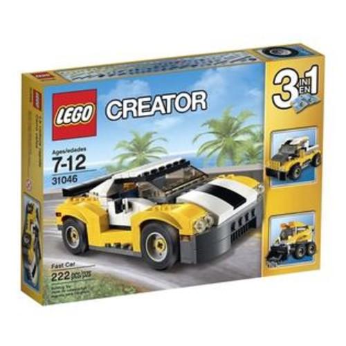 LEGO Fast Car Lego Creator