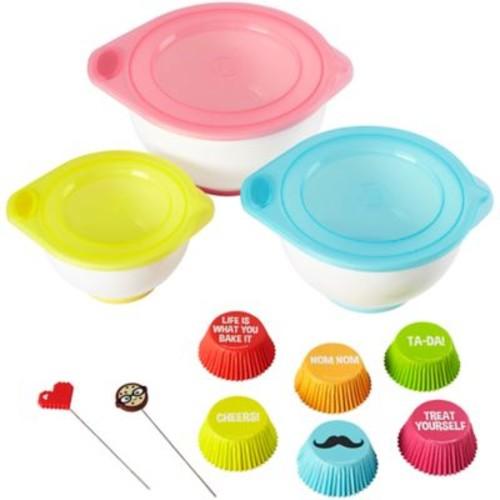 Wilton Rosanna Pansino Nerdy Nummies Cupcake Set