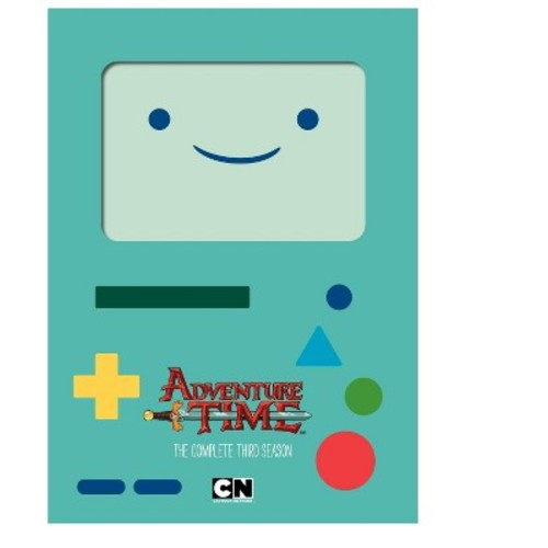 Adventure Time: The Complete Third Season [2 Discs]