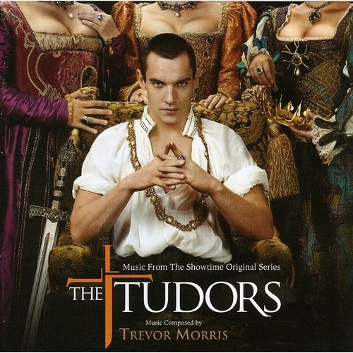 The Tudors [Original Television Soundtrack] [CD]