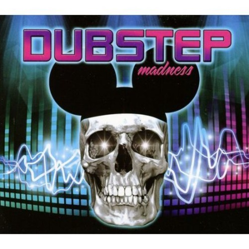 Dubstep Madness [CD]