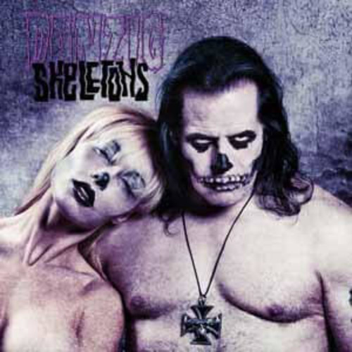 Danzig - Skeletons Purple/ Black Splatter [Vinyl]
