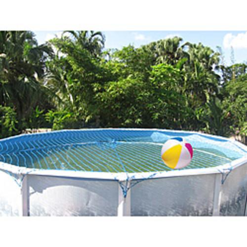 Water Warden 24-foot Round Pool Safety Net - WATER WARDEN ABOVE-GROUND POOL SAFETY NET