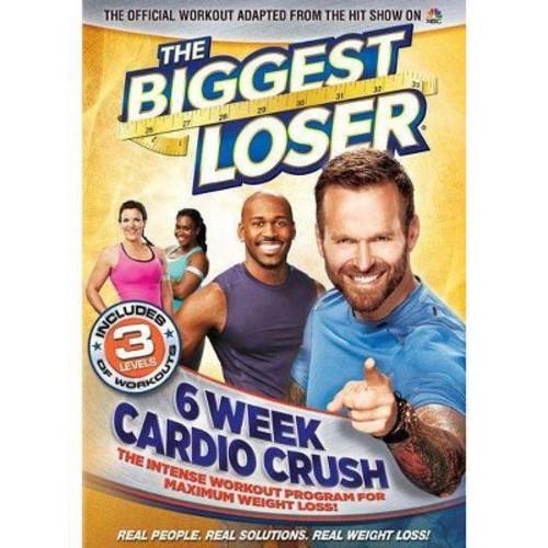 The Biggest Loser: 6 Week Cardio Crush (Widescreen)
