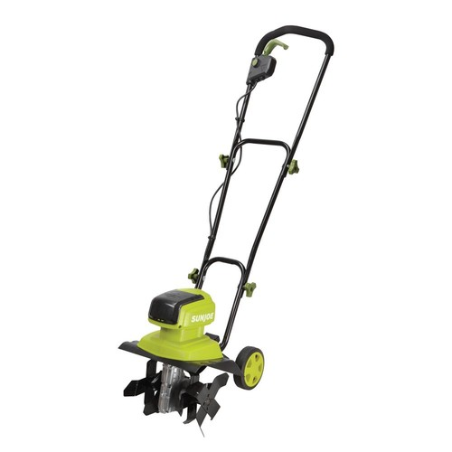 Sun Joe iON 12 in. 40-Volt Cordless Electric Garden Tiller/Cultivator (Battery and Charger not Included)
