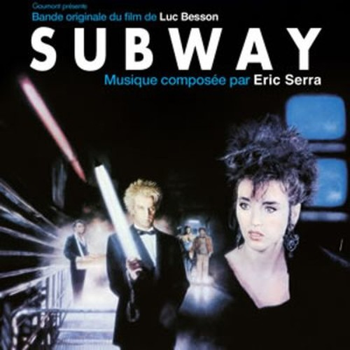 Subway [Original Soundtrack] [CD]