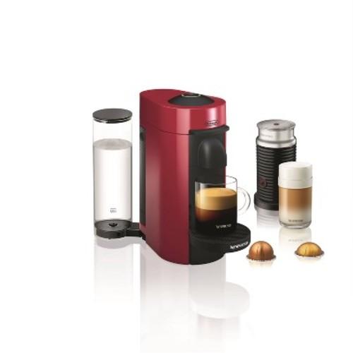 VertuoPlus Coffee and Espresso Machine Bundle by De'Longhi