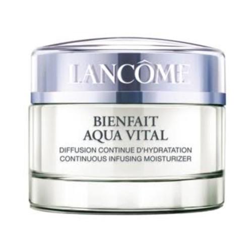 Lancome Bienfait Aqua Vital Cream Continuous Infusing Moisturizer, 1.7