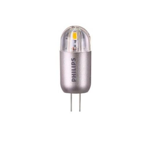 Philips 20-Watt Equivalent G4 LED Light Bulb Bright White Capsule