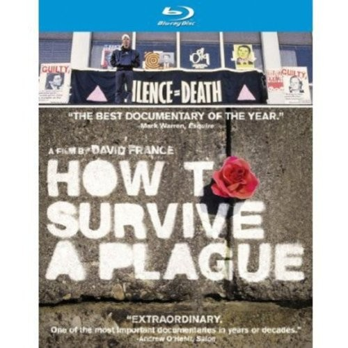 How to Survive a Plague [Blu-ray] [2012]