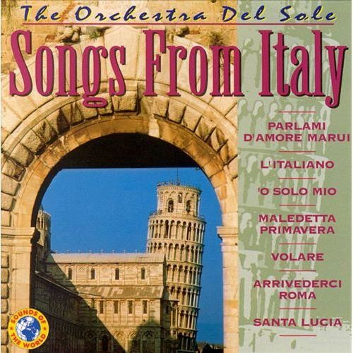 Songs from Italy [CD]
