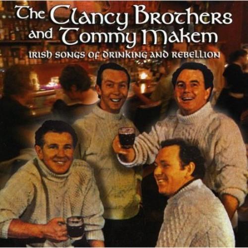 Irish Songs of Rebellion/Irish Drinking Songs [CD]