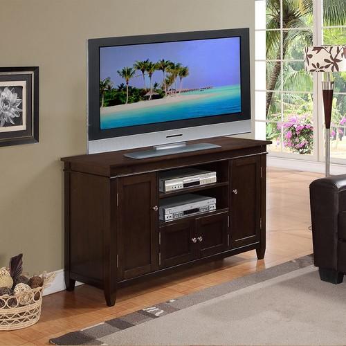 Simpli Home - Carlton Collection TV Media Stand