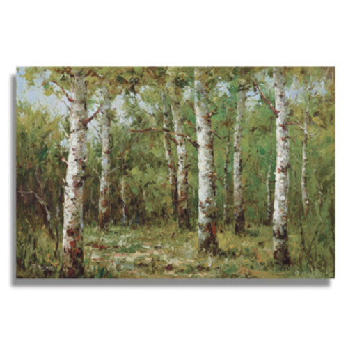Stupell Home Trees in a Field 3-piece Canvas Art Set Triptych