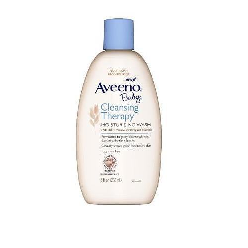 Aveeno Eczema Wash - 8 Ounce
