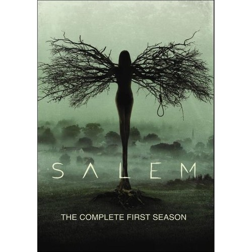 Salem: The Complete First Season [3 Discs] [DVD]