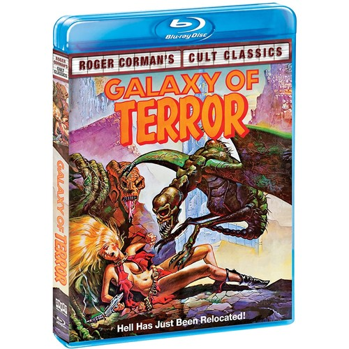 Galaxy Of Terror: Roger Corman's Cult Classics